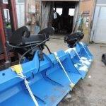 Prodám svahovací a podkopové lžíce | Kysely - prodej náhradních dilů | Uherské Hradiště