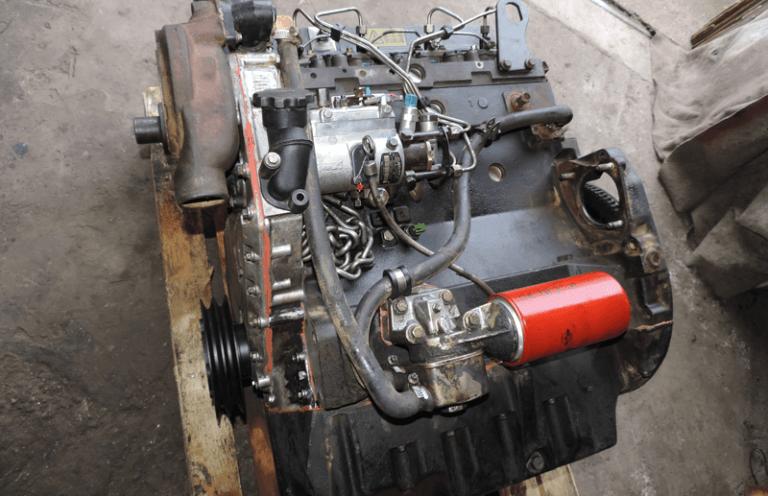 Repasované spalovací motory a hydromotory | Kysely - prodej náhradních dilů | Uherské Hradiště